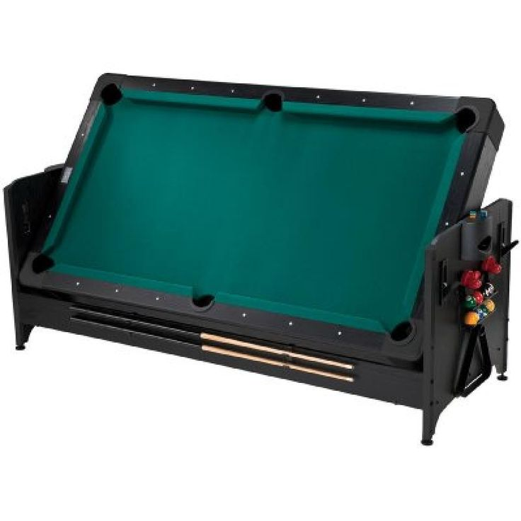 Fat Cat Original Pockey Game Table (Billiards, Air Hockey And Table Tennis)    Sears