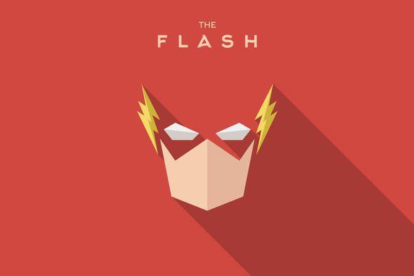 flashlogocreator on creative market #logo 10$ #flash #theflash