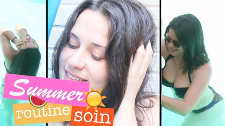 http://www.maquillage.com/barcelone-routine-apres-plage-piscine/ BARCELONE | ROUTINE APRÈS PLAGE - PISCINE