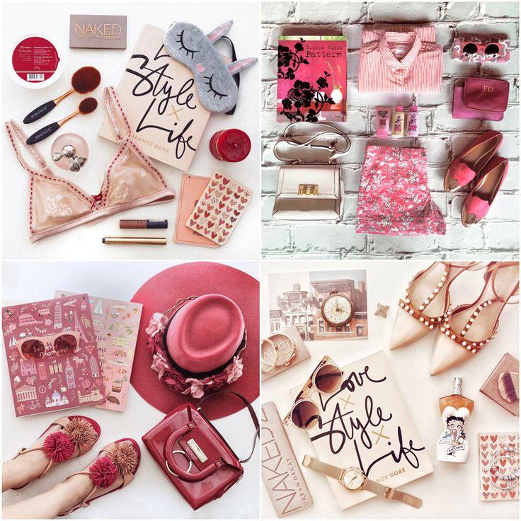 Flat Lay: 6 dicas para uma foto perfeita | FashionCoolture