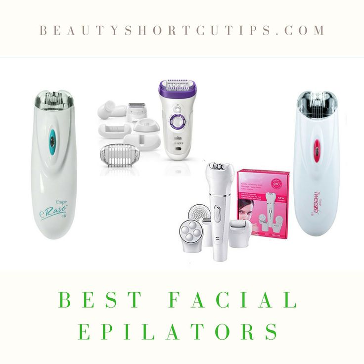 Don't be embarrassed about your facial hair, just remove it the right way. A best epilator for face provides a smooth and painless solution for hair removal