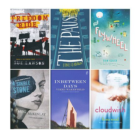 2016 Book of the Year Shortlist: Older Readers