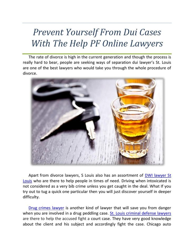 http://www.winningdefenselawyer.com/index.php/dui/ has the proven record of for DUI, drug and #criminal #defense. If you find yourself stuck in any of these cases, you know how to contact.