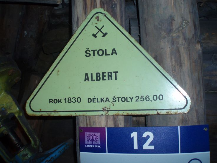 Důlní dílo Albert
