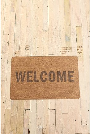 <3 Urban Outfitters Tromp L'Oeil Welcome Mat <3: Ideas, Urban Outfitters, Mat 38, Welcome Mats, Tromp L'Oeil, Urbanoutfitters Com, Front Doors, Apartment