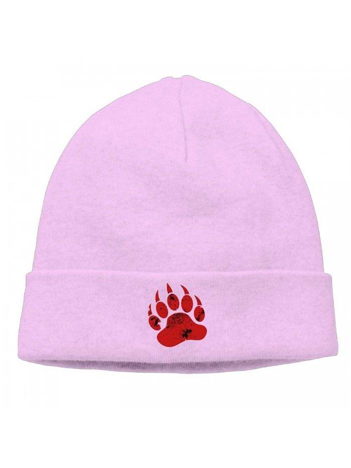 c7b5a68e46613 Red Claw Unisex Wool Flock Cotton Knit Winter Warm Ski Hat Beanie ...