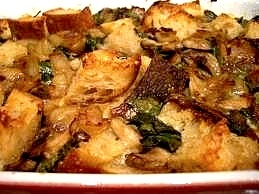 How To Make a Panade from Leftovers, Egg Strata, Recipes and Tips