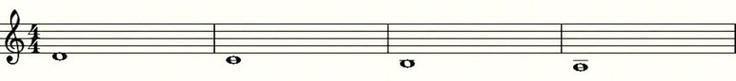 """CHIAVE DI SOL (O DI VIOLINO): Adesso quello che faremo sarà vedere come si sviluppano le note su un pentagramma che ha come chiave musicale la chiave di SOL (avremo quindi come riferimento la seconda linea che identificheremo per convenzione come il SOL """"che viene dopo il do centrale sulla destra del pianoforte"""") e lo faremo scomponendole tra quelle che appaiono sulle linee, sugli spazi, in alto sopra le linee, in basso sotto le linee...  e infine tutte insieme una dietro l'altra…"""