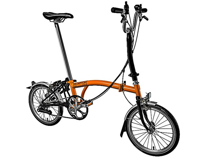 17 best images about electric folding bike project on for Mercedes benz folding bike