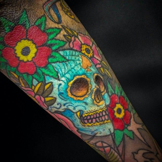 Tattoo by Lea Vendetta
