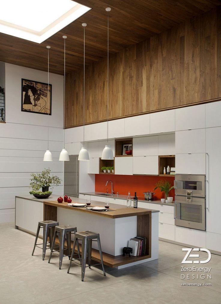 Family Loft by ZeroEnergy Design / Boston, Massachusetts, USA