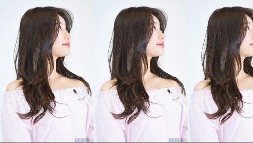 Korean Hairstyle For Women Trend 2019 Rambut Ala Korea Gaya Rambut Panjang Gaya Rambut Cantik