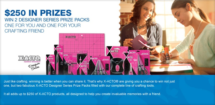Enter to win $250 in prizes and X-ACTO products: Elmer Sweepstak, Elmer Craftbond, Elmers Glue, Elmer Pin, Pinterest Contest, Elmer S Pinterest