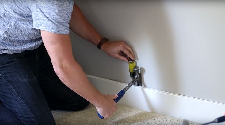 How to install prepainted shiplap metrie painting