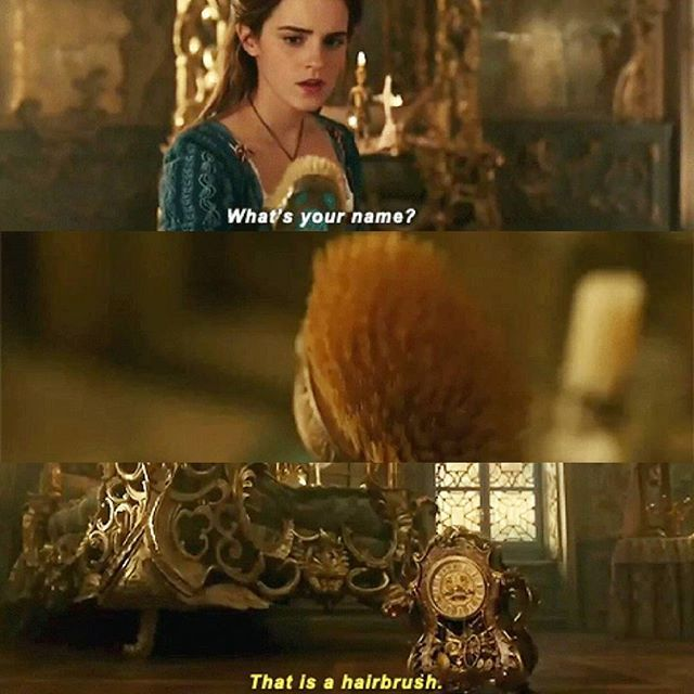 The new Beauty and the Beast coming out this year!!