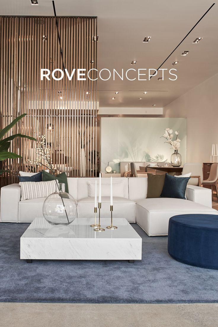 Porter Sectional In 2021 Blue Sofa Living Living Room Inspo Living Room Designs [ 1104 x 736 Pixel ]