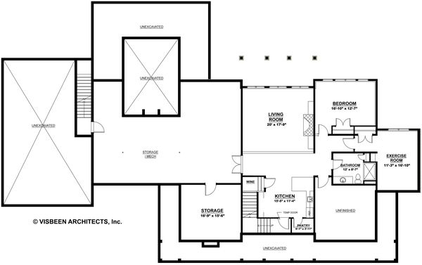Country Style House Plan 4 Beds 4 5 Baths 4932 Sq Ft Plan 928 276 Country Style House Plans Man Cave Home Bar Floor Plan Design