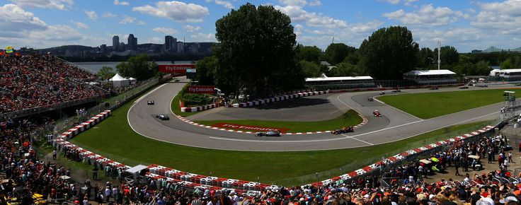 Formule 1 Championship in Canada