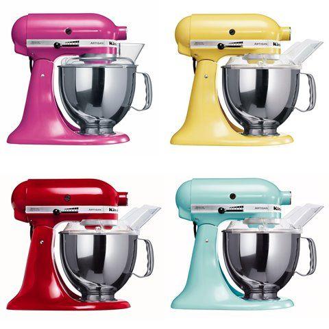 Kitchenaid ♥♥♥♥I really REALLY want one soon!!