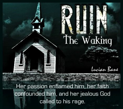 The Waking  Coming August 28th New paranormal romance
