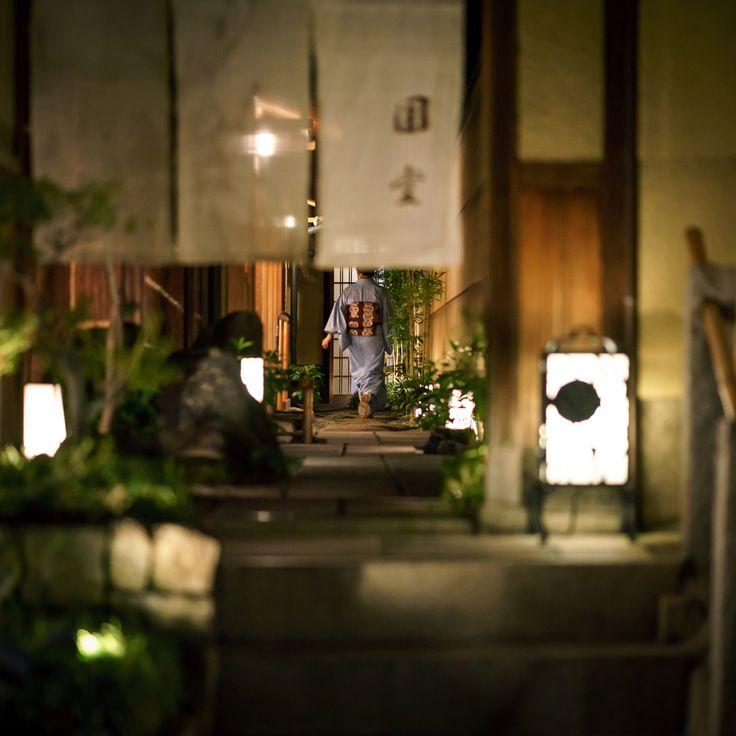 京都祇園天ぷら八坂圓堂 KYOTO JAPAN