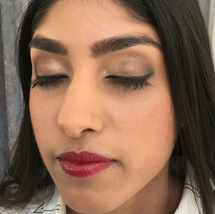 Gorgeous Eyes on a Gorgeous Girl by Nicole Professional Makeup #amandaferrisa #makeup