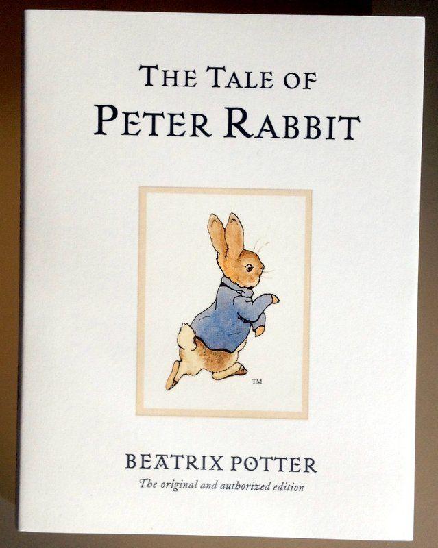 Book: Beatrix Potter, The Tale of Peter Rabbit