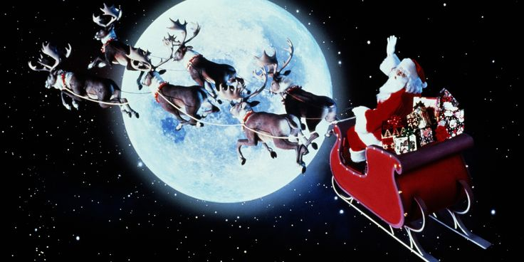 With Santa's arrival imminent, The North American Aerospace Defense Command (NORAD) has a firm lock on a glowing object moving quickly across the skies, and can confirm that it is indeed Rudolph's bright red nose, according to  Susan Alexander, a volunteer for the organization, in a Christmas Eve interview with The Huffington Post.* The group has been tracking Santa%...