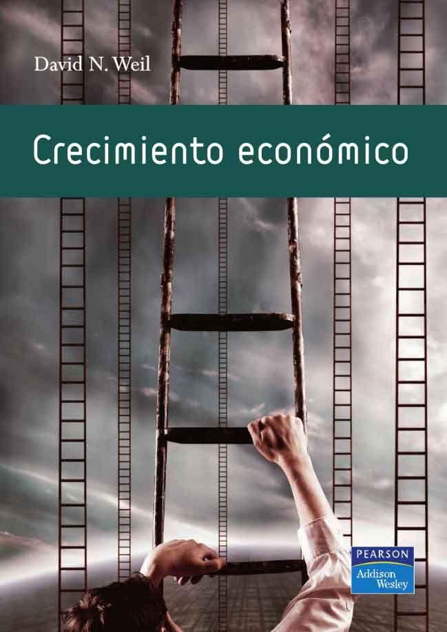 CRECIMIENTO ECONÓMICO Autor: David N. Well   Editorial: Pearson  Edición: 1 ISBN: 9788478290796 ISBN ebook: 9788483227008 Páginas: 616 Área: Economia y Empresa Sección: Economía