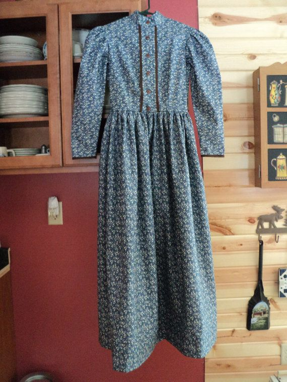 Pioneer Little House on the Prairie Wild by HeritageDressmakers
