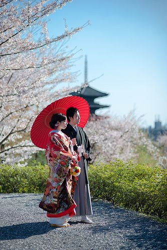Mariage #japan #kyoto