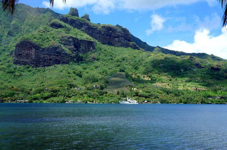 Vacanțe în Moorea, Polinezia Franceză.  #haisitu