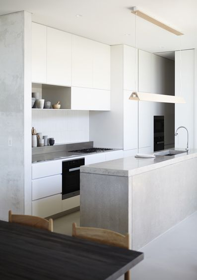 Cliff Top House NSW by Hare + Klein | Australian Interior Design Awards