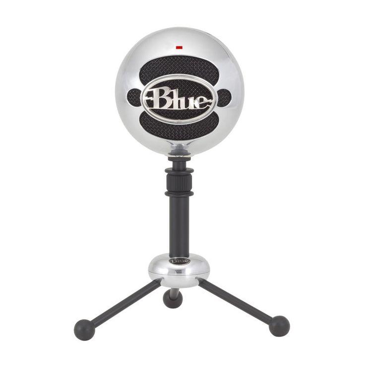 Mikrofon pojemnościowy USB Blue Snowball BA | Nagłośnienie \ Mikrofony \ Pojemnościowe Studio i homerecording \ Mikrofony studyjne | Sprzet-Dyskotekowy.pl - największy i najtańszy sklep internetowy z oświetleniem i nagłośnieniem w Polsce