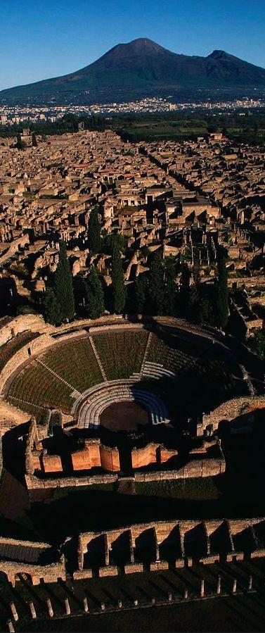 Pompeii, Italy                                                                                                                                                                                 More