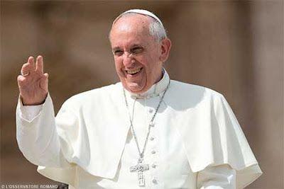 "Entre Notas Rosa Multimedia: Papa Francisco: ""Reza conmigo por los cristianos p..."