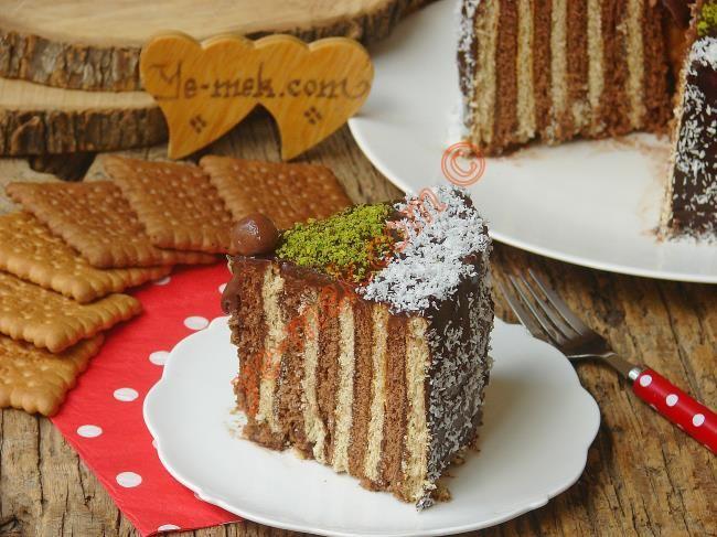 Lahodná torta zo sušienok   Báječné recepty