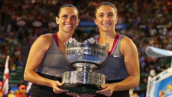 #Tennis, i momenti salienti dell' #AustralianOpen appena concluso attraverso i cinguettii di Twitter.