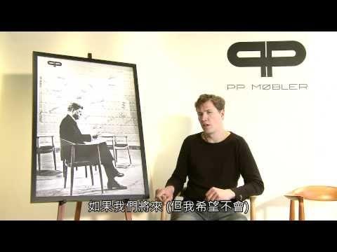 PP-Møbler with Kasper Holst Pedersen - Scandinavian Design