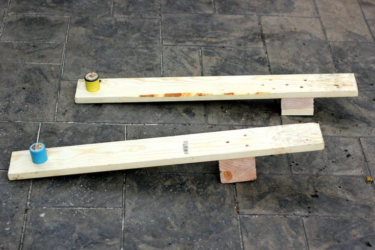 Simple catapult -  use to teach force and motion, gravity, etc...
