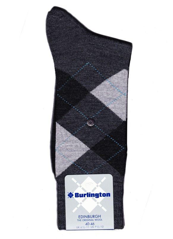 Clásico y moderno así es el calcetín Burlington de rombos confeccionado con pura LANA VIRGEN, muy suave y cálida. OFERTA: 16,10€. Envío: 24/48h. http://www.varelaintimo.com/94-calcetines-de-lana