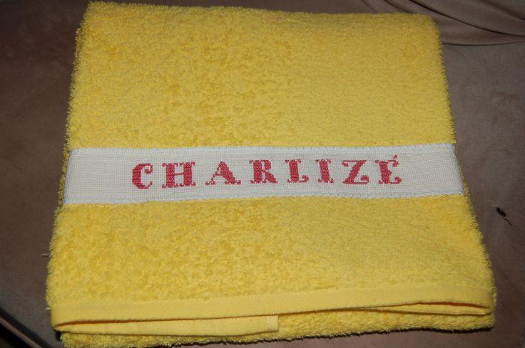 Charlize Towel