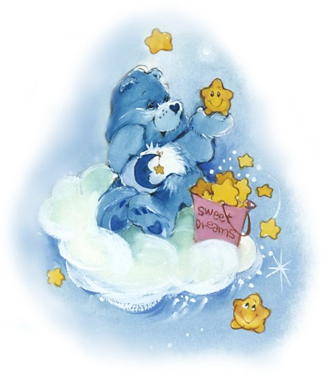 Care Bears: Bedtime Bear & Star Buddies