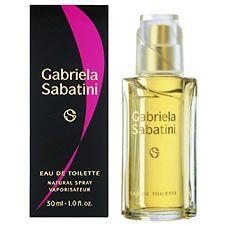 Gabriela Sabatini... J'adore ce parfum...