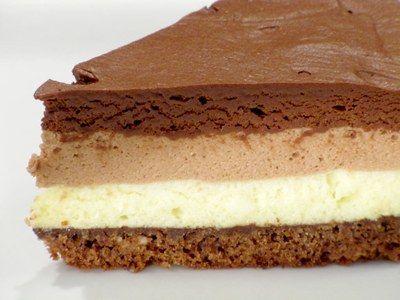Trois chocolate - Chokoholisk nærbillede
