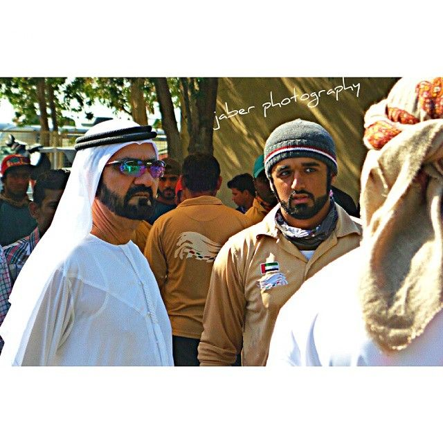 12/13/14 Al Dafrah Endurance Race PHOTO: za3beel1 with ahmadalsabrii