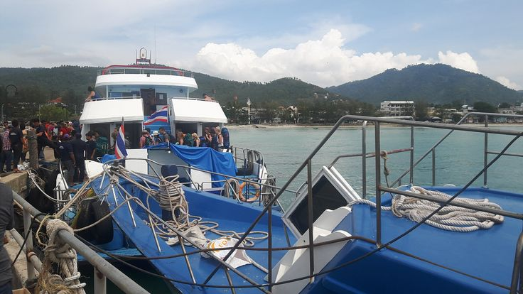 Getting to Koh Samui by bus is much cheaper and can add more adventure and sightseeing to the experience. Bus to Don Sak ferry terminal in Surat Thani.