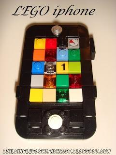 LEGO iphone, Cool LEGO Creations