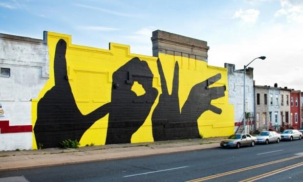 Michael Owen. Baltimore Love Project.