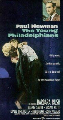 The Young Philadelphians (1959) A self -made man ( Newman) is intent on breaking into high class society , and becoming a prominent attorney , but is obstructed by old , classist values.  Robert vaughn received an Oscar nomination for playing a disabled vet.